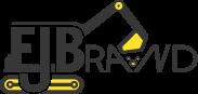 Loon- en Aannemers bedrijf E.J. Brand B.V. logo